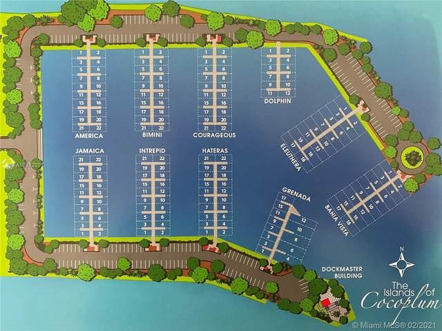 6500 Prado Blvd G17, Coral Gables, FL 33143 (MLS #A10982201) :: The Rose Harris Group