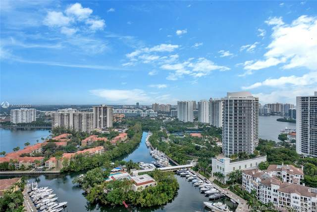 2000 Island Blvd #2905, Aventura, FL 33160 (MLS #A10982253) :: Search Broward Real Estate Team