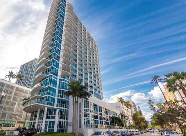 480 NE 30th St #2203, Miami, FL 33137 (MLS #A10982259) :: The Rose Harris Group