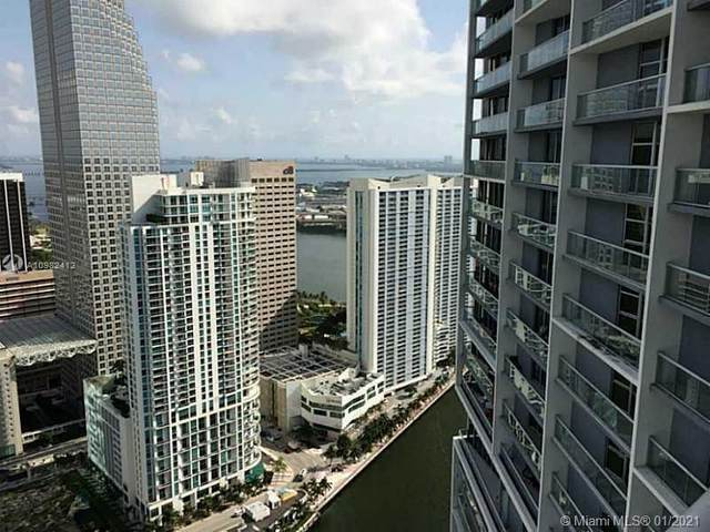 475 Brickell Ave #4812, Miami, FL 33131 (MLS #A10982412) :: Patty Accorto Team