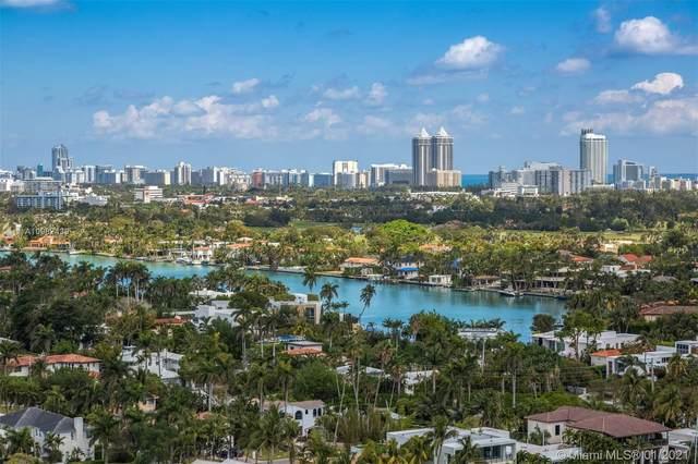 1800 Sunset Harbour Dr #2005, Miami Beach, FL 33139 (MLS #A10982439) :: Albert Garcia Team
