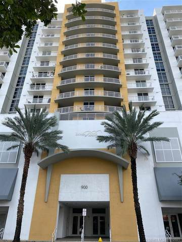 900 SW 8th St #608, Miami, FL 33130 (MLS #A10982504) :: Green Realty Properties