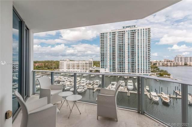 17111 Biscayne Blvd #807, North Miami Beach, FL 33160 (MLS #A10982573) :: Green Realty Properties