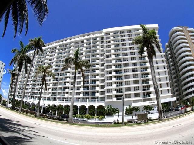 5601 E Collins Ave Ph12, Miami Beach, FL 33140 (MLS #A10982613) :: Re/Max PowerPro Realty