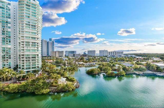 330 Sunny Isles Blvd #5808, Sunny Isles Beach, FL 33160 (MLS #A10982653) :: Jo-Ann Forster Team