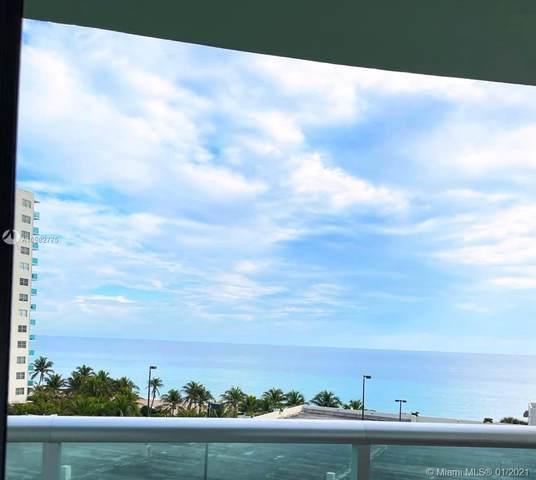 3901 S Ocean Dr 7Y, Hollywood, FL 33019 (MLS #A10982775) :: Patty Accorto Team