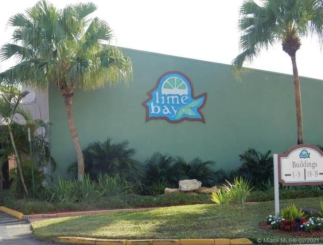 9201 Lime Bay Blvd #105, Tamarac, FL 33321 (MLS #A10982853) :: Douglas Elliman