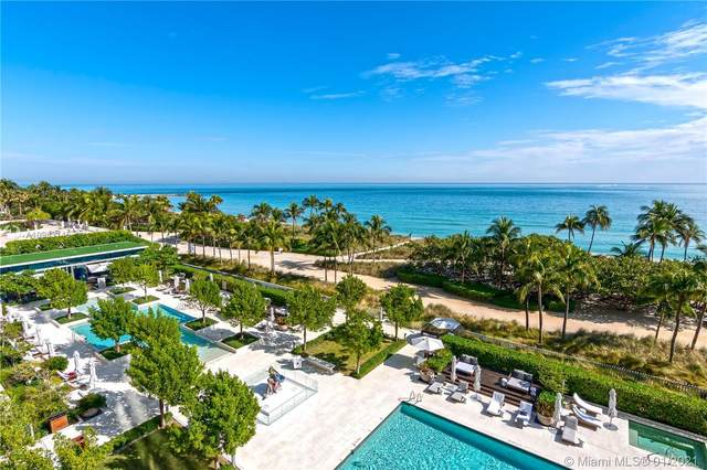 10201 Collins Ave #502, Bal Harbour, FL 33154 (MLS #A10983145) :: Prestige Realty Group