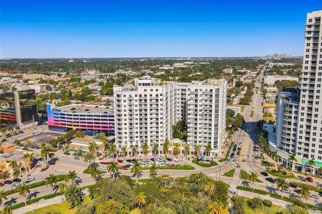 1830 Radius Dr #510, Hollywood, FL 33020 (MLS #A10983212) :: The Riley Smith Group