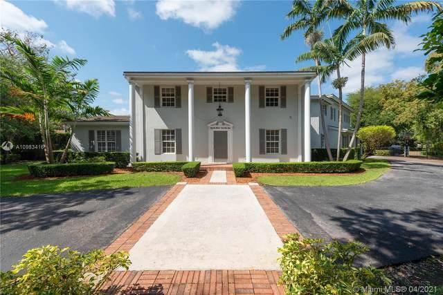 4200 Santa Maria St, Coral Gables, FL 33146 (MLS #A10983416) :: The Riley Smith Group