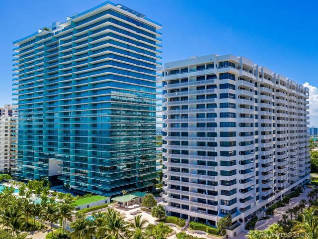 10205 Collins Ave #1702, Bal Harbour, FL 33154 (MLS #A10983743) :: Miami Villa Group