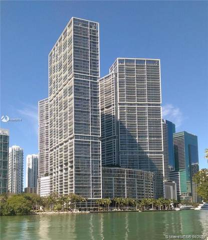 495 Brickell Ave #2511, Miami, FL 33131 (MLS #A10983771) :: Berkshire Hathaway HomeServices EWM Realty