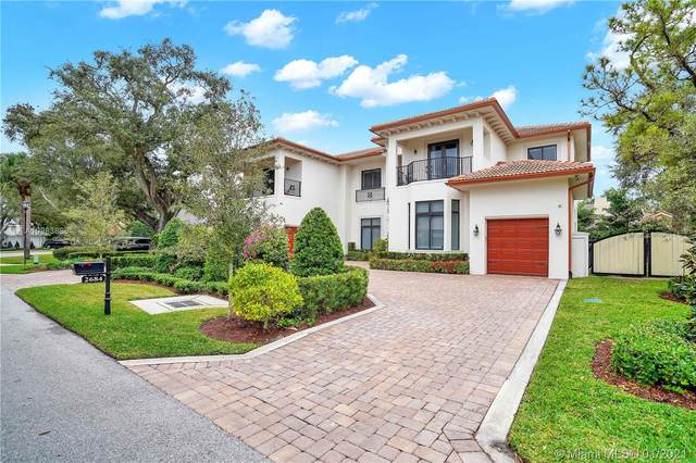 2684 Devon Ct, Delray Beach, FL 33445 (MLS #A10983886) :: Prestige Realty Group
