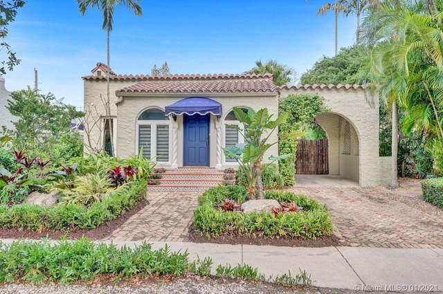 1217 Mariana Ave, Coral Gables, FL 33134 (MLS #A10984148) :: Carole Smith Real Estate Team