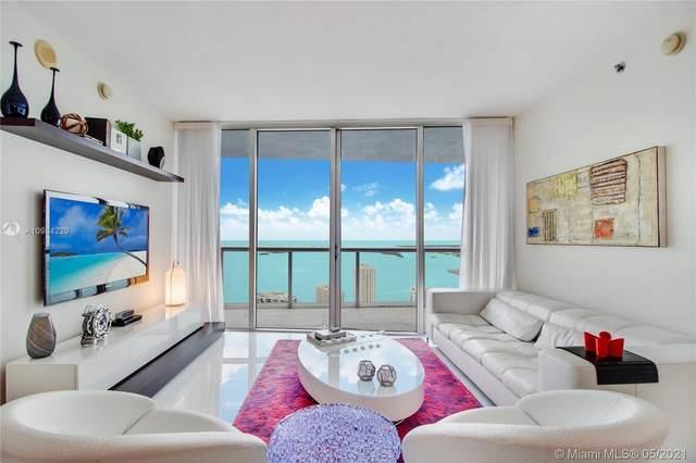 465 Brickell Ave #4603, Miami, FL 33131 (MLS #A10984220) :: Dalton Wade Real Estate Group