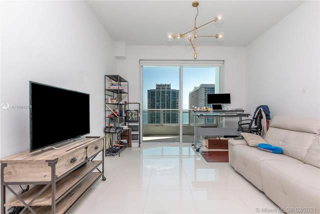 1080 Brickell Ave #2804, Miami, FL 33131 (MLS #A10984299) :: Green Realty Properties