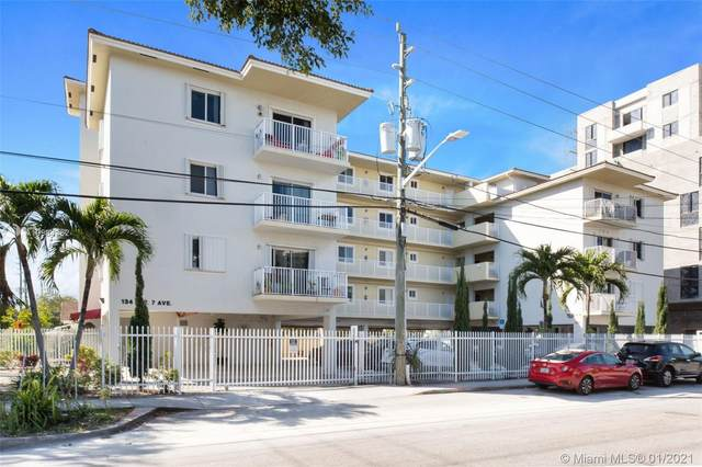 134 SW 7th Ave #402, Miami, FL 33130 (MLS #A10984362) :: Podium Realty Group Inc