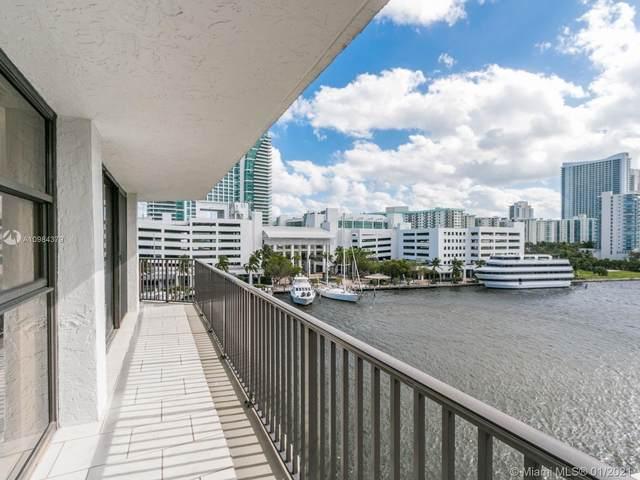 400 Leslie Dr #620, Hallandale Beach, FL 33009 (MLS #A10984379) :: Green Realty Properties