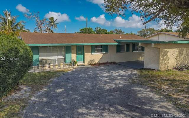 815 N 46th Ave, Hollywood, FL 33021 (MLS #A10984598) :: The Riley Smith Group