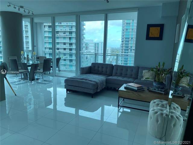 1080 Brickell Ave #1801, Miami, FL 33131 (MLS #A10984726) :: Green Realty Properties