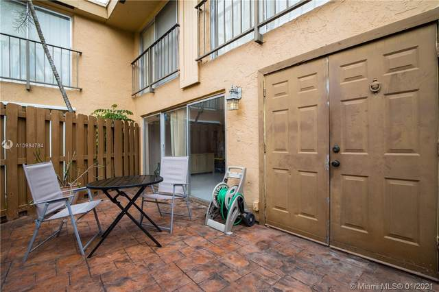 15435 SW 86th Ter #151, Miami, FL 33193 (MLS #A10984784) :: The Teri Arbogast Team at Keller Williams Partners SW