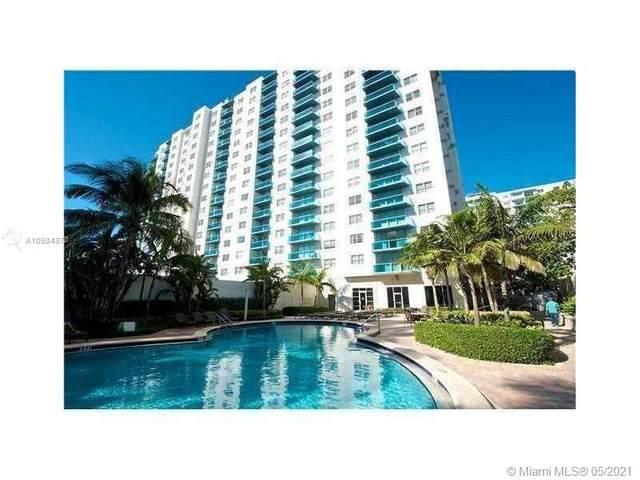4001 S Ocean Dr 15D, Hollywood, FL 33019 (MLS #A10984870) :: The Rose Harris Group