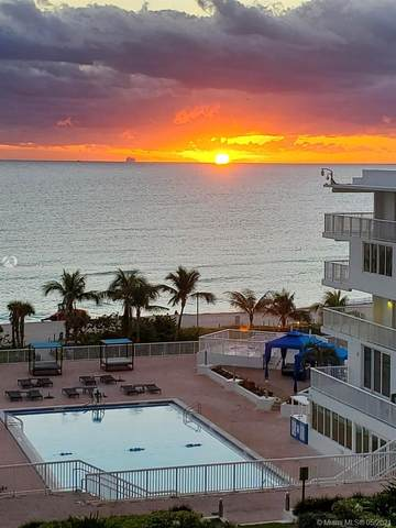 5401 Collins Ave #526, Miami Beach, FL 33140 (MLS #A10984971) :: Equity Advisor Team