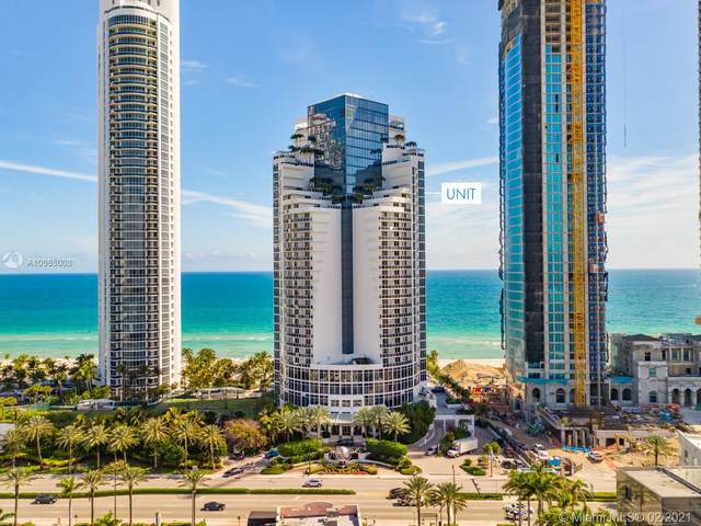 18001 Collins Ave #2314, Sunny Isles Beach, FL 33160 (MLS #A10985003) :: The Teri Arbogast Team at Keller Williams Partners SW