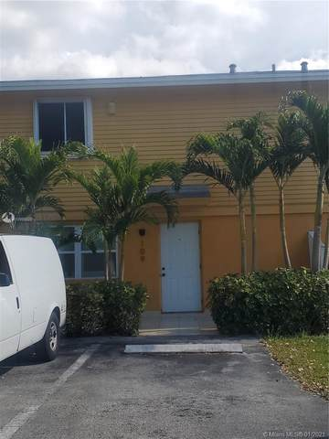 109 NE 12th Ave #109, Homestead, FL 33030 (MLS #A10985029) :: Search Broward Real Estate Team