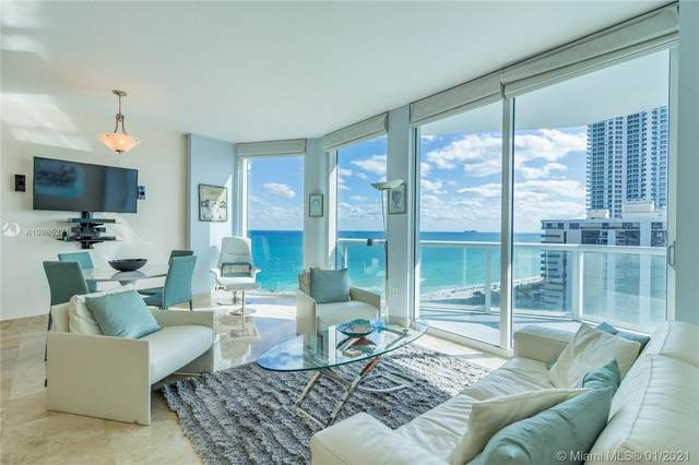 6515 Collins Ave #1607, Miami Beach, FL 33141 (MLS #A10985271) :: Search Broward Real Estate Team