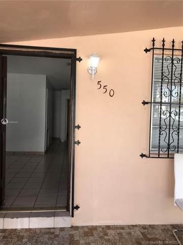 550 E 23rd St, Hialeah, FL 33013 (#A10985322) :: Posh Properties
