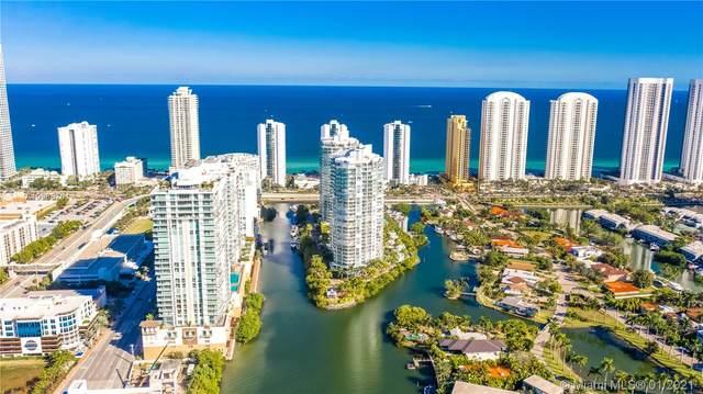 330 Sunny Isles Blvd #51007, Sunny Isles Beach, FL 33160 (MLS #A10985701) :: Green Realty Properties