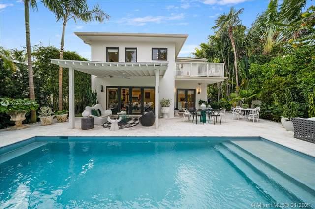 2345 N Bay Rd, Miami Beach, FL 33140 (MLS #A10985839) :: Albert Garcia Team