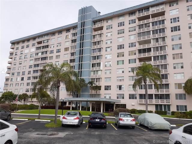 4001 Hillcrest Dr #708, Hollywood, FL 33021 (MLS #A10986006) :: Castelli Real Estate Services
