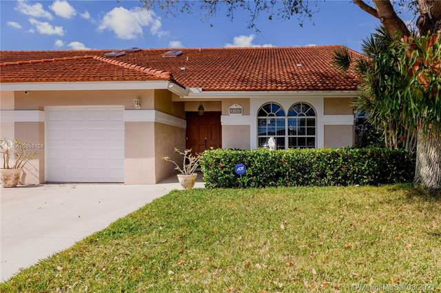 3030 NW 91st Ave, Coral Springs, FL 33065 (MLS #A10986108) :: The Riley Smith Group