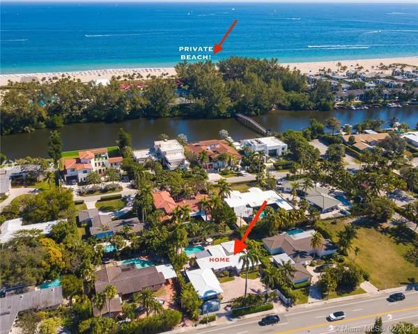 1400 Seabreeze Boulevard, Fort Lauderdale, FL 33316 (MLS #A10986204) :: Re/Max PowerPro Realty