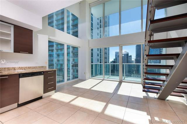 41 SE 5th St #1802, Miami, FL 33131 (MLS #A10986297) :: Prestige Realty Group