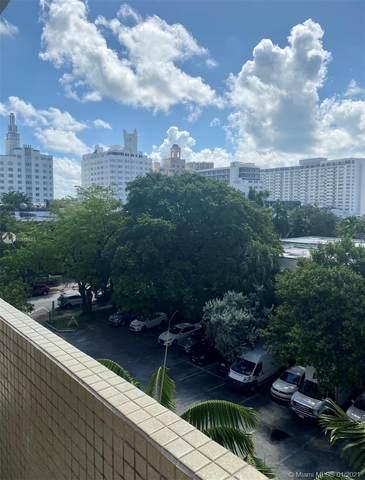 1750 James Ave 5A, Miami Beach, FL 33139 (MLS #A10986583) :: Podium Realty Group Inc