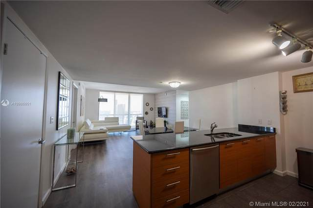 50 Biscayne Blvd #2901, Miami, FL 33132 (MLS #A10986601) :: Podium Realty Group Inc