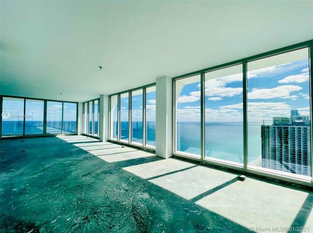 16901 Collins Ave #4001, Sunny Isles Beach, FL 33160 (MLS #A10986889) :: Jo-Ann Forster Team