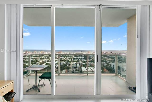 650 West Ave #2906, Miami Beach, FL 33139 (MLS #A10986995) :: Douglas Elliman