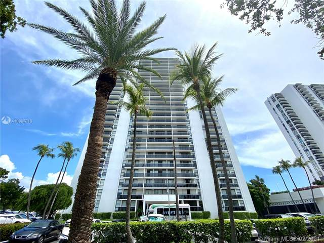 3625 N Country Club Dr #210, Aventura, FL 33180 (MLS #A10987016) :: Search Broward Real Estate Team
