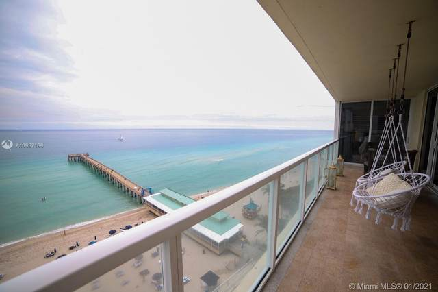 16699 Collins Ave #1203, Sunny Isles Beach, FL 33160 (MLS #A10987166) :: Castelli Real Estate Services