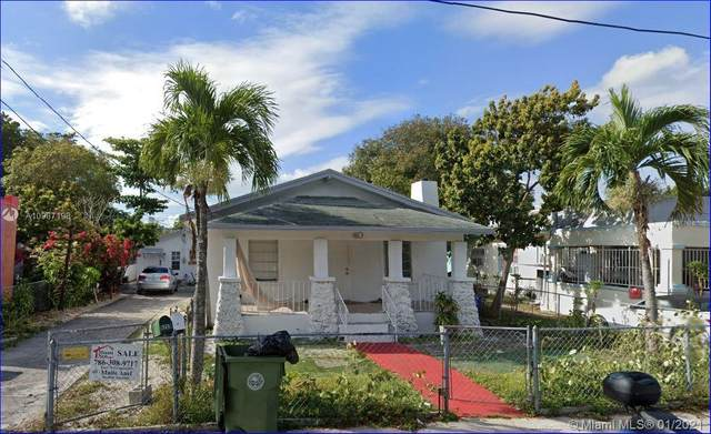 40 NW 34th Ter, Miami, FL 33127 (MLS #A10987198) :: Berkshire Hathaway HomeServices EWM Realty