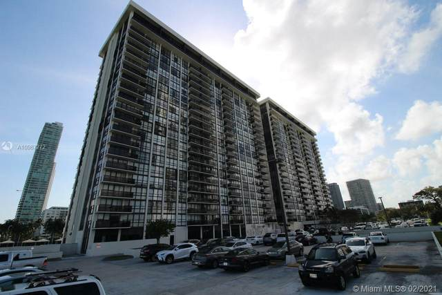 600 NE 36th St #518, Miami, FL 33137 (MLS #A10987272) :: Prestige Realty Group