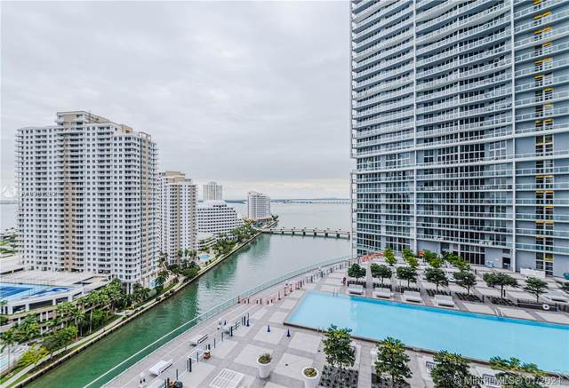 465 Brickell Ave #1905, Miami, FL 33131 (MLS #A10987282) :: Patty Accorto Team