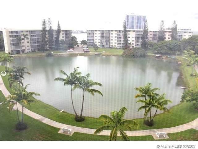 2855 Leonard Dr H611, Aventura, FL 33160 (MLS #A10987413) :: Green Realty Properties