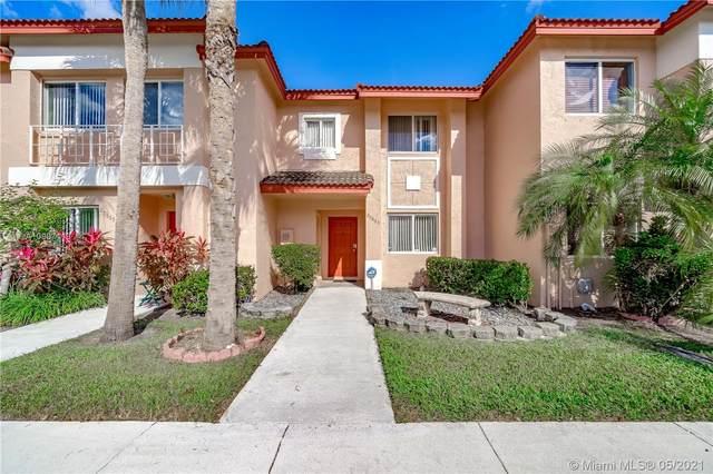 20863 NW 2nd St #20863, Pembroke Pines, FL 33029 (MLS #A10987419) :: Prestige Realty Group