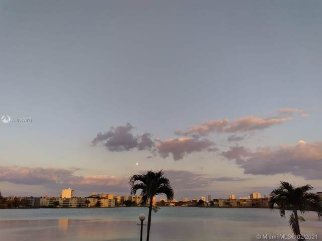 18555 NE 14th Ave #511, Miami, FL 33179 (MLS #A10987621) :: The Teri Arbogast Team at Keller Williams Partners SW