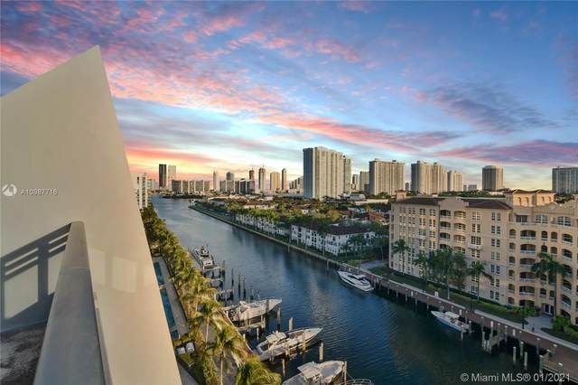 2950 NE 188th St #525, Aventura, FL 33180 (MLS #A10987716) :: Equity Realty